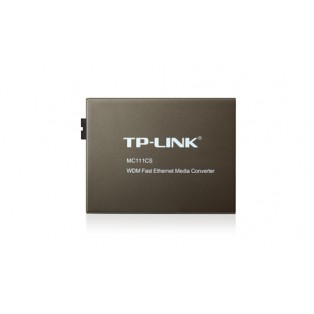TP-Link MC111CS WDM Fast Ethernet Media Converter