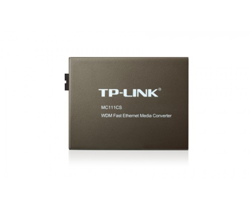 TP-Link MC111CS WDM Fast Ethernet Media Converter