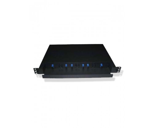 1U Mounted Drawer Patch Panel