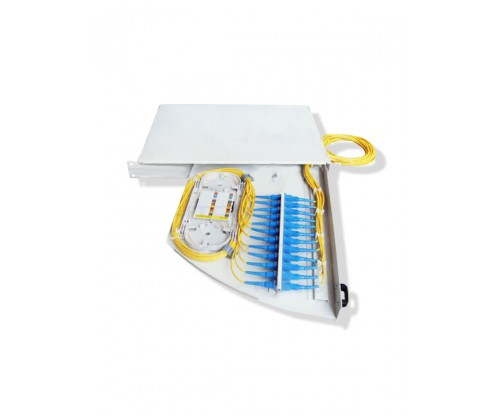 1U Mounted Rotate Patch Panel
