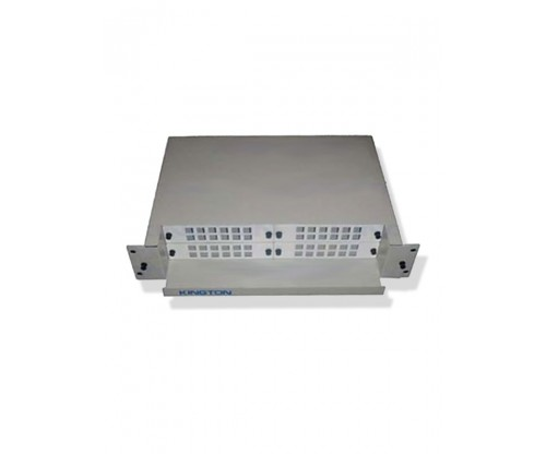 2U Mounted Drawer Patch Panel