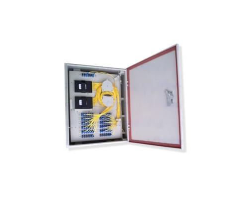 PLC-Splitter-Wall Box
