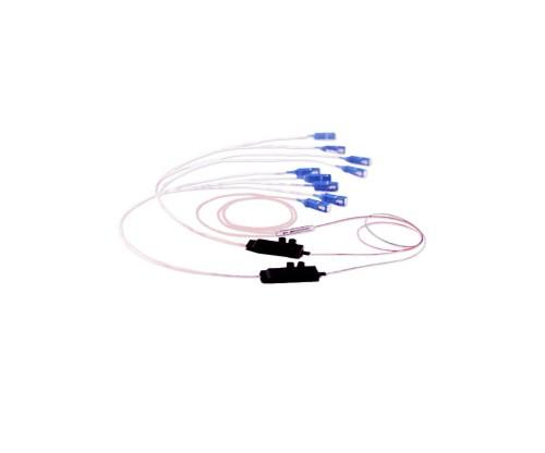 PLC-Splitter-With Fan-Out
