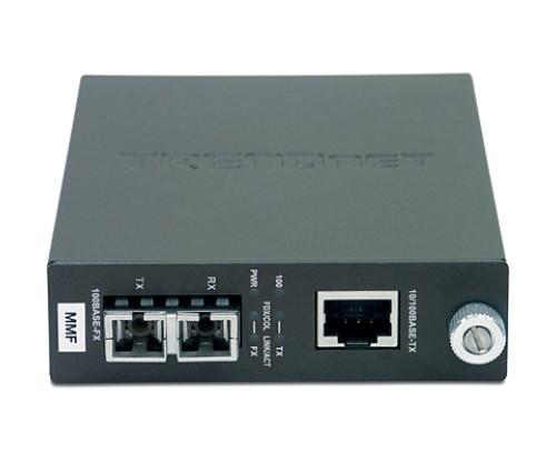 Trendnet TFC-110MSC Fiber Converter, 2KM