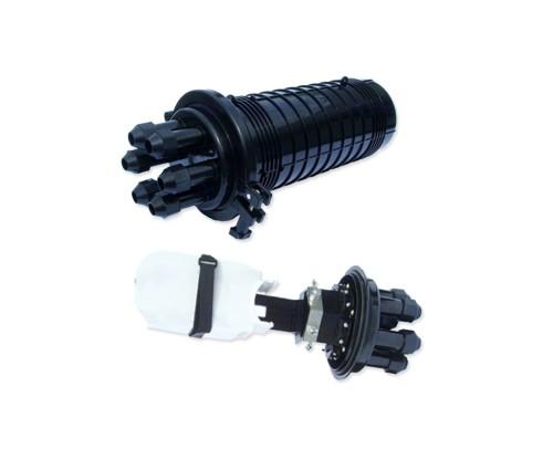 KT-V8-A Fiber Optic Splice Closure